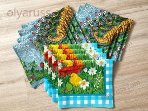 Полотенечная ткань | Полотенца на кухню